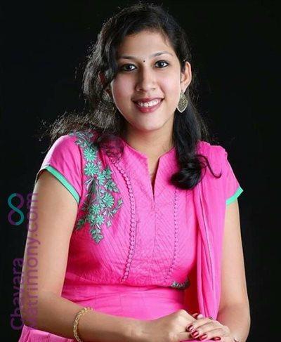 Thrissur Matrimony  Bride user ID: CTCR235059