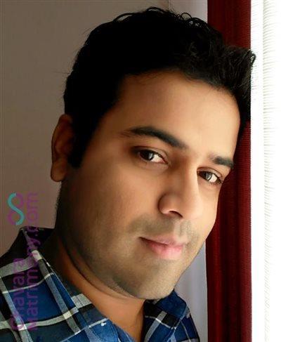 Ernakulam Matrimony  Groom user ID: CAGY457128