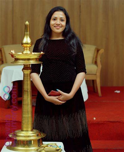 Thrissur Bride user ID: CTCR234931