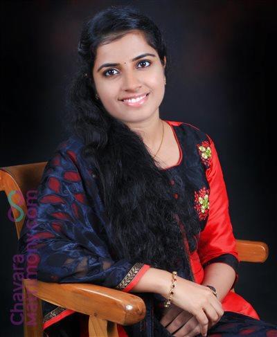 Thrissur Matrimony  Bride user ID: CTCR457150
