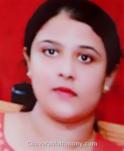 Changanacherry Matrimony  Bride user ID: CCHY234748