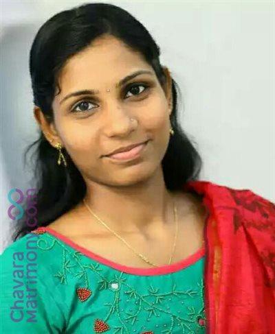Chalakudy Matrimony Bride user ID: CAGY456568