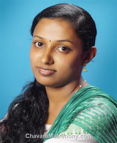 Kannur Matrimony Bride user ID: CKNR456587