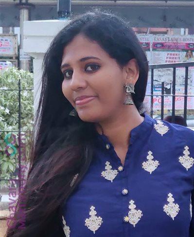 Chennai Matrimony Bride user ID: CIJK234136
