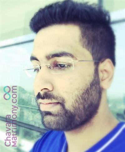 Malappuram Matrimony Grooms user ID: CMUM456329