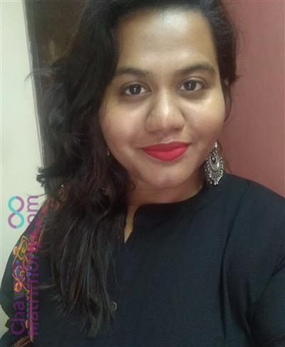 Anglo Indian Matrimony  Bride user ID: CEKM457955