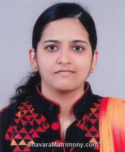 Thrissur Matrimony Bride user ID: CIJK456194
