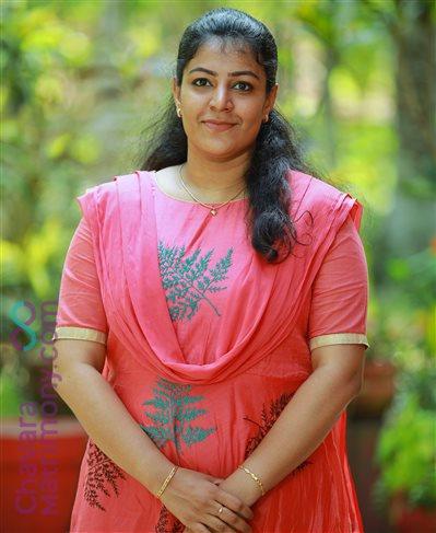 Mavelikkara Matrimony Bride user ID: CCHY456346