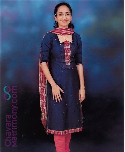 Professor / Lecturer Matrimony Bride user ID: CTCR456511