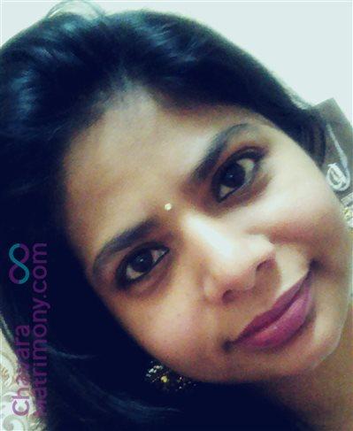 Chennai Matrimony Bride user ID: CCBE123021