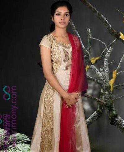 Malappuram Matrimony Bride user ID: CNBR456085