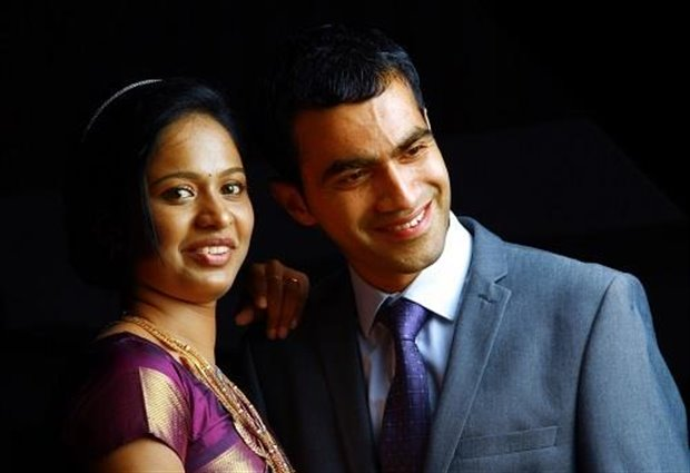 Joe  and Divya