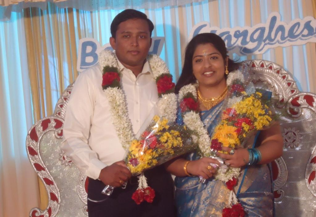 Varghese and Betcy