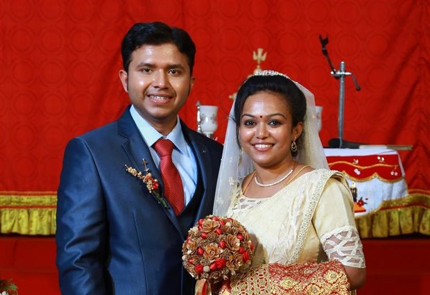 Jithin and Neethu