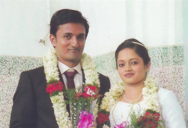 Melvin and Aswathy