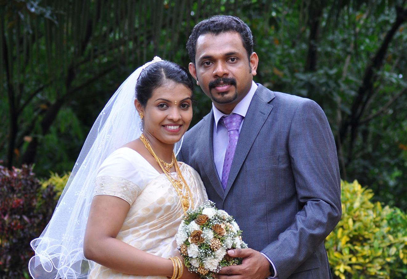 Pradeep and Linta