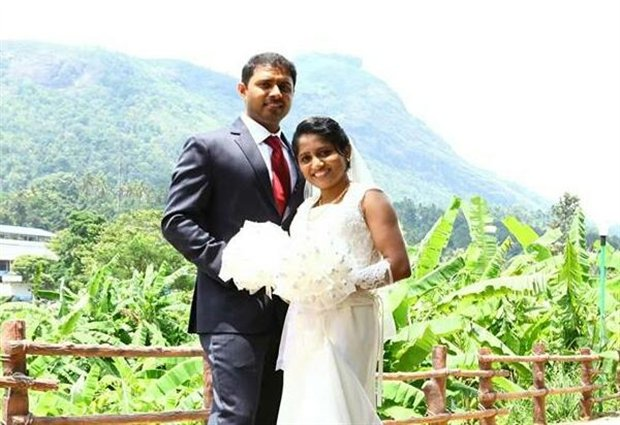 Nidhin  and Nisha