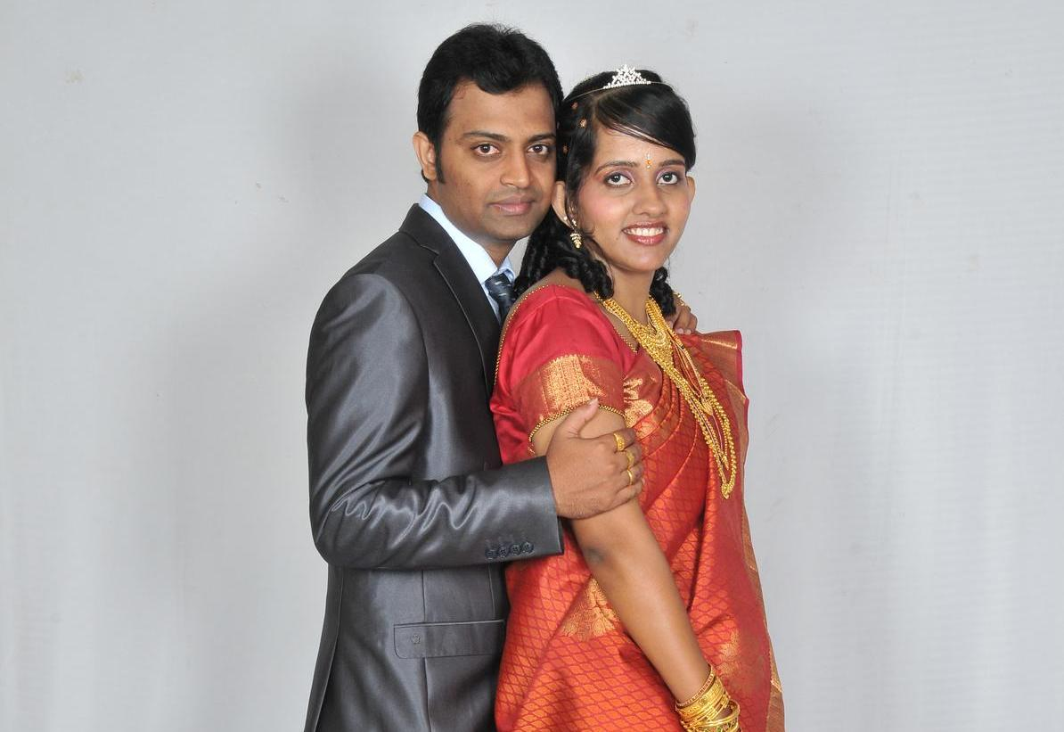 Santhosh and Hennah