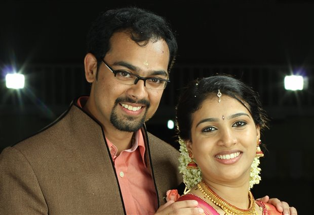Jithin  and Linda
