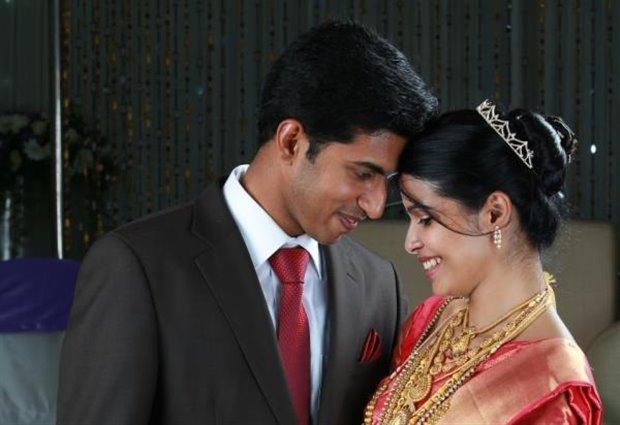 Vinoy  and Geethu
