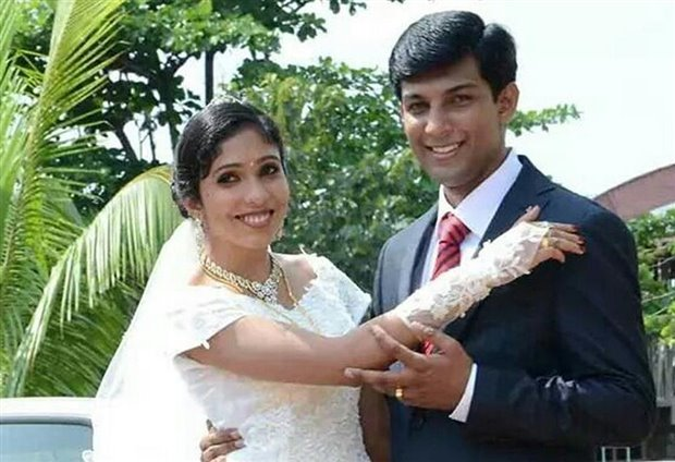 Arun and Dhanya