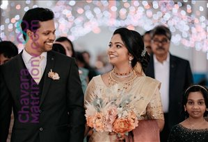 Wedding Photos of Dr.Midhun K X and Dr.Anakha Robert
