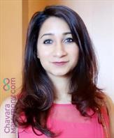 Chavara Matrimony ID: ccel10269