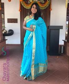 Chavara Matrimony ID: CCEL10286