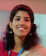 Chavara Matrimony ID: ccel10272