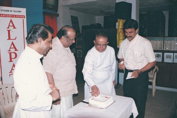 Chavara Family Welfare Centre Anniversary